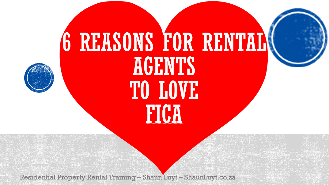 6 Reasons for Rental Agents to LOVE FICA