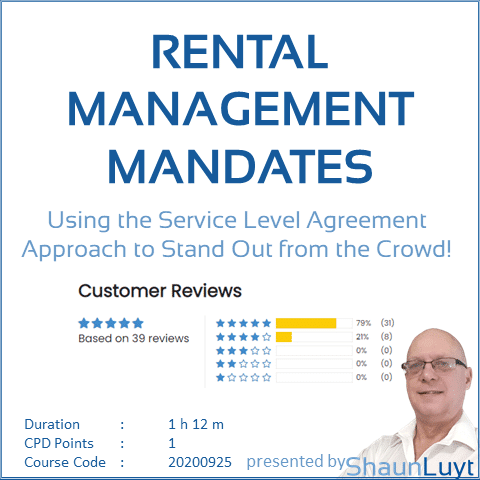 CC20200925 - WOD #13 - Rental Management Mandates