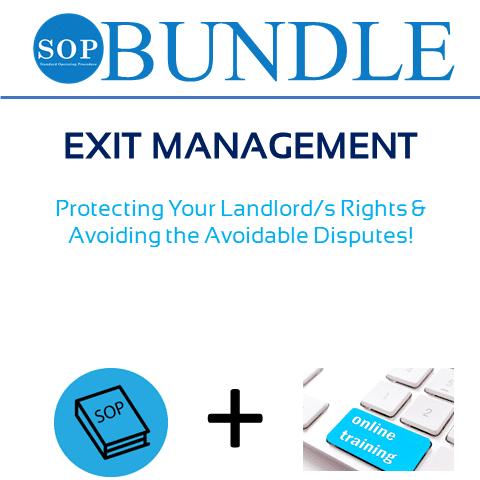 SOP Bundle #11 - Exit Management